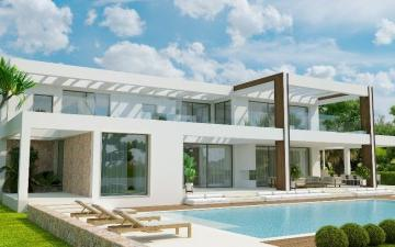 Brand new luxury villa for sale in Nova Santa Ponsa, Mallorca
