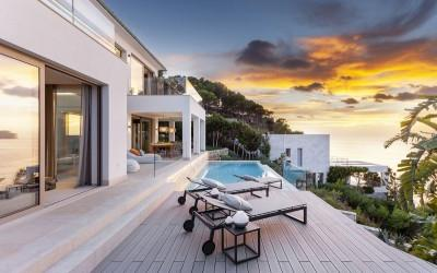 Outstanding villa for sale in Santa Ponsa, Mallorca