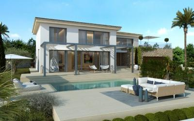 Villa project for sale in Santa Ponsa, Mallorca