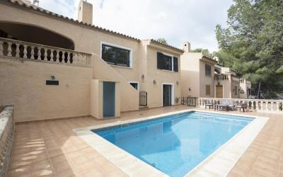 Semi-detached Villa for sale in Costa de la Calma, Mallorca