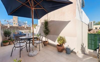 Townhouse for sale in a sough after area of Palma de Mallorca - Santa Catalina