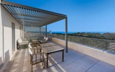 Wonderful penthouse with large terrace for sale in La Bonanova, Palma de Mallorca