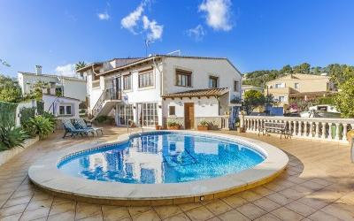 Spacious villa for sale in Son Roqueta, Palma, Mallorca
