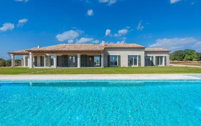 Brand new villa for sale in Ses Salines, Mallorca