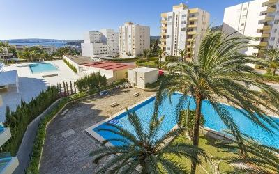 Studio with sea views for sale in Puerto Portals, Mallorca