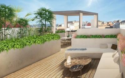 Luxury penthouse for sale in Palma, Mallorca