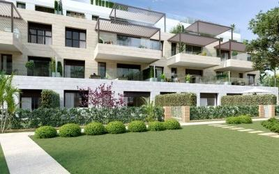 Apartments for sale in a residential development in Santa Ponsa, Mallorca