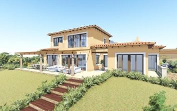 Plot with Project for sale in a peaceful location of Calvia, Mallorca