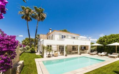Newly renovated villa for sale in Santa Ponsa, Mallorca