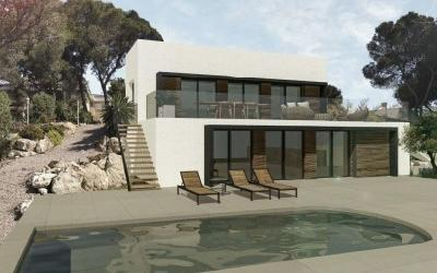 Villa with renovation project for sale Santa Ponsa, Mallorca