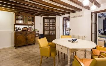 Fantastic ground floor apartment for sale in the old town of Palma, Mallorca