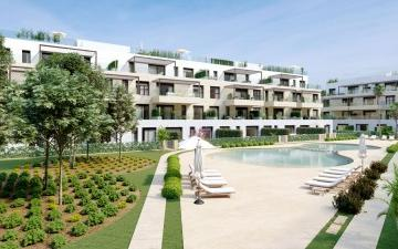 Apartments for sale in the residential development of Santa Ponsa, Mallorca