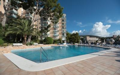 Sea view apartment for sale in Illetas, Mallorca