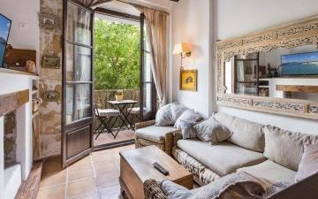 Charming apartment for sale in Palma Old Town, Mallorca