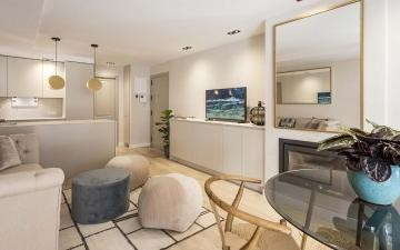 Renovated apartment for sale only a minute from Paseo Mallorca in Palma, Mallorca