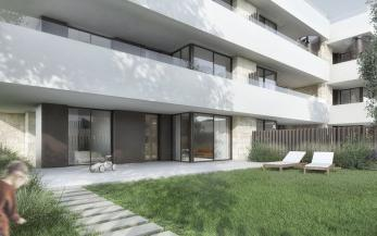 Newly built luxury ground floor apartments for sale in Son Quint, Palma