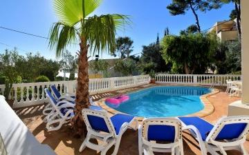 Villa with holiday licence for sale in Cosa d´en Blanes, Mallorca