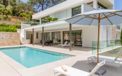 Luxurious modern villa for sale in Son Vida, Mallorca
