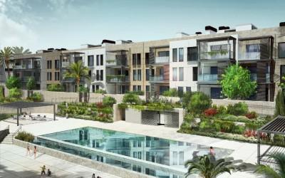 Brand new apartment for sale on an exclusive complex in Son Vida, Palma de Majorca
