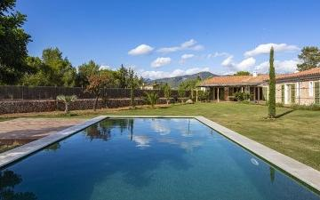 Brand new villa for sale close to the town of Santa Maria, Mallorca