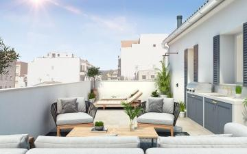 Newly built townhouse for sale in Santa Catalina, Palma de Mallorca