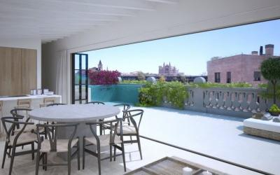 New Penthouse Development in Palma, Mallorca