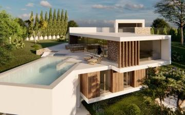 Ultra-modern luxury villa for sale in Bendinat, Mallorca