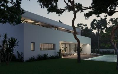 Modern & Luxury villa for sale near Pollensa, Mallorca North