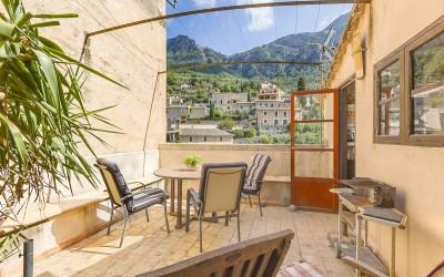 A great investment opportunity for sale in the very centre of Deia, Mallorca