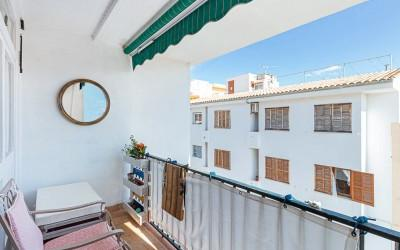 Attractive duplex penthouse for sale in Puerto Pollensa, Mallorca
