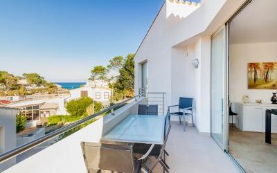 Ideal holiday home with sea views for sale in Cala San Vicente, Mallorca