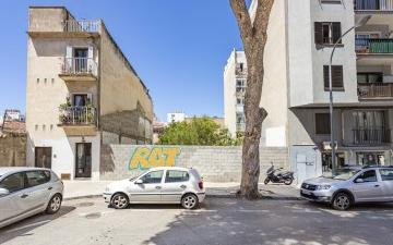 Great plot with licences for sale in Palma, Mallorca