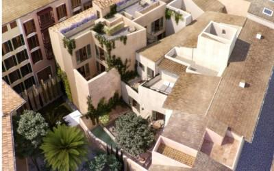 Luxurious apartment for sale in Palma, Mallorca