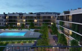 Newly built apartments for sale in Palma de Mallorca