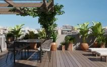 Deluxe Penthouse with spacious terrace for sale in Palma, Mallorca