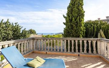 Spacious villa for sale in the prestigious area of Bonanova, Palma de Mallorca