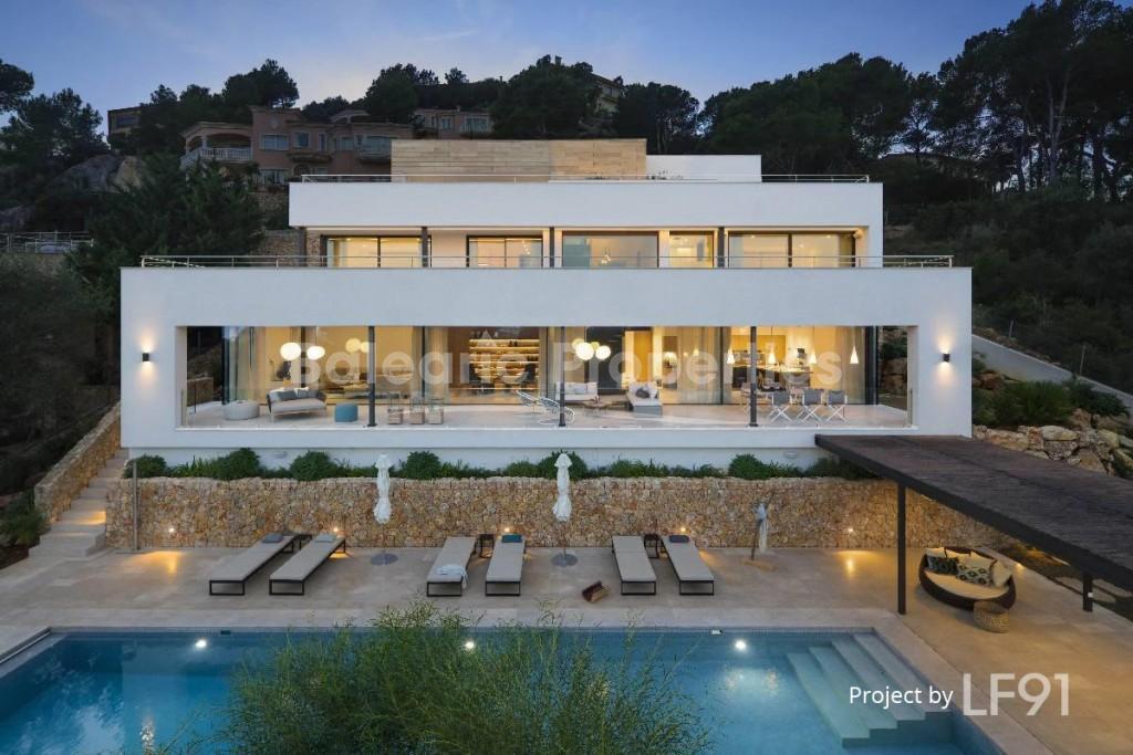 Luxury Villas For Sale In Puerto Pollensa