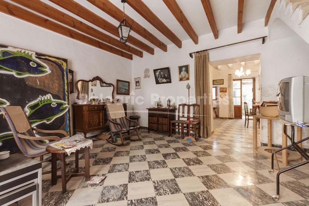 Antigua casa para reformar en venta pollensa mallorca - Reformar una casa antigua ...