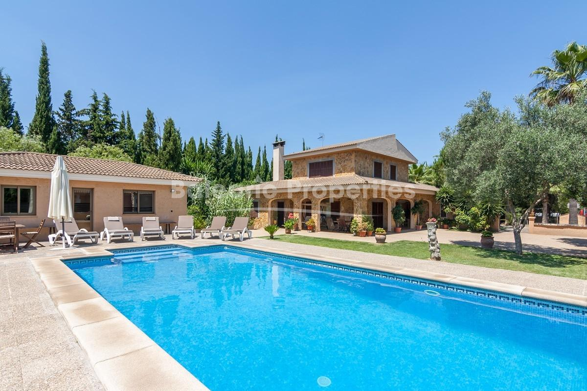 Villa for sale near Pollensa, Mallorca
