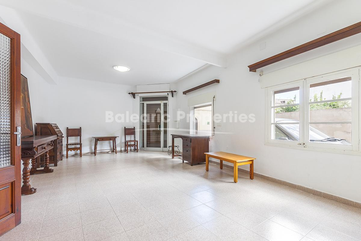 Traditional town house to modernise for sale in Pollensa, Mallorca
